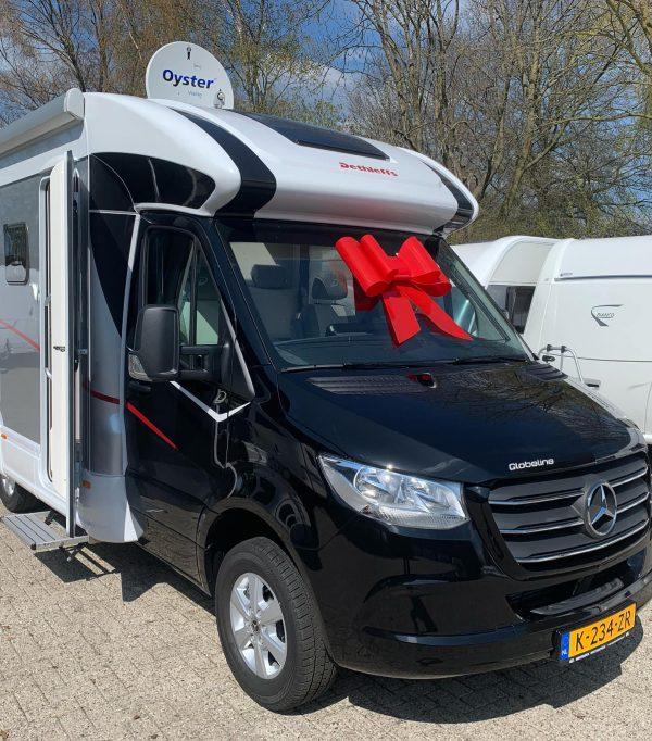 Vertrouwen in zomer: caravans & campers vliegen de deur uit !