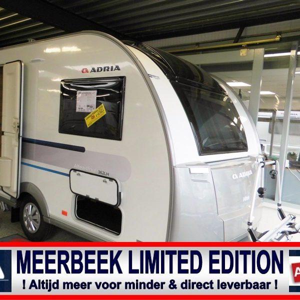 Adria Altea 4Four 362 LH Meerbeek Limited Edition 2019 modellen met voordeel tot € 3.705,= !