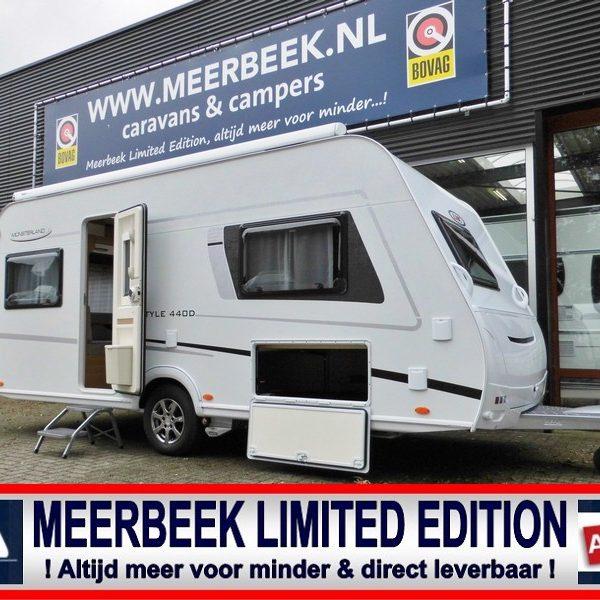 LMC Style Meerbeek Limited Edition modellen met een voordeel tot € 4.974,= en direct leverbaar !