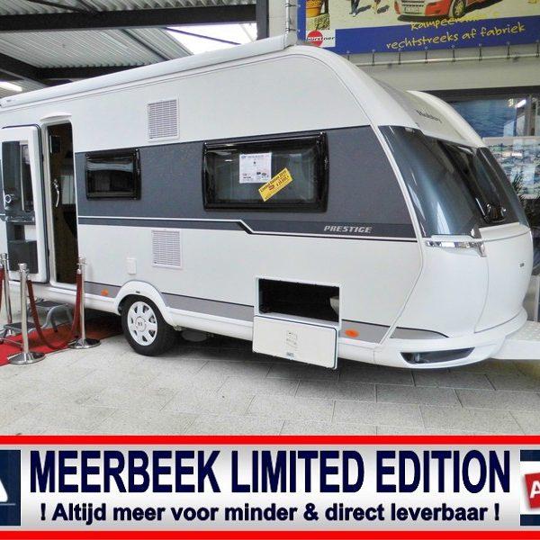Hobby 495 UL Meerbeek Limited Edition modellen met voordeel tot € 3.359,= !
