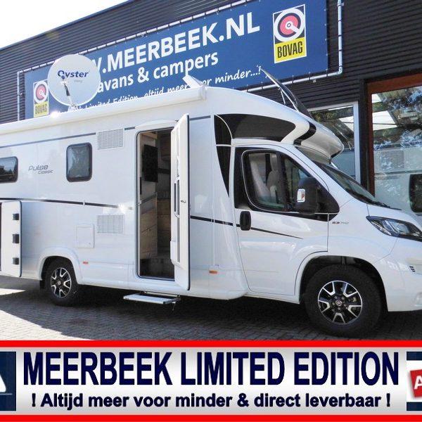 Dethleffs Pulse T 7051 met € 11.787,= Meerbeek Limited Edition 2020 voordeel en direct leverbaar !